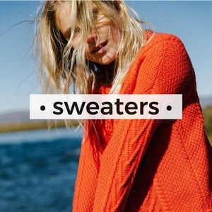 Sweaters - • sweaters + cardigans •